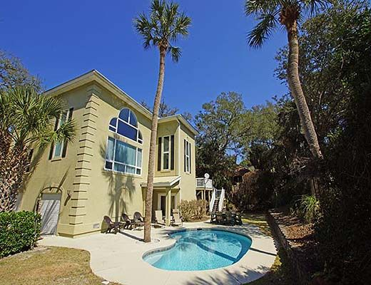 3 Cassina - 4 Bdrm w/Pool - Hilton Head