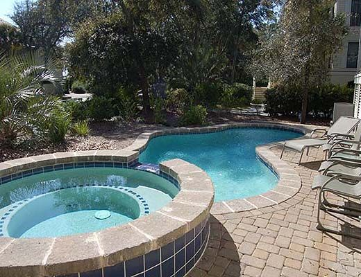 4 Iron Clad - 3 Bdrm w/Pool HT - Hilton Head