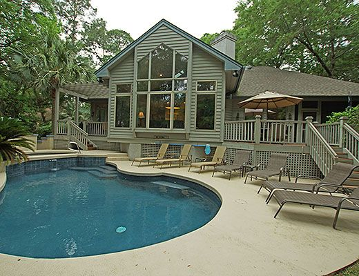 14 Haul Away - 4 Bdrm w/Pool - Hilton Head
