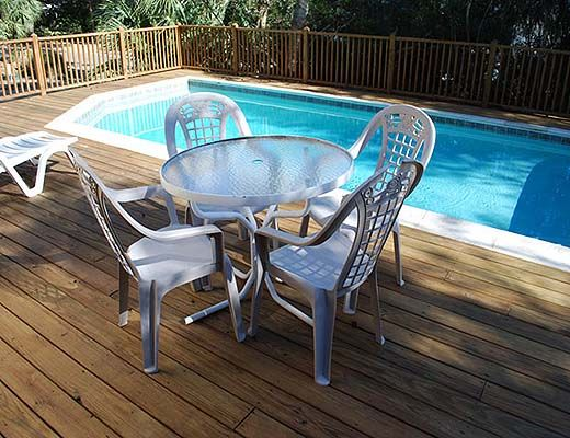 6 Cat Boat - 4 Bdrm + Den w/Pool - Hilton Head