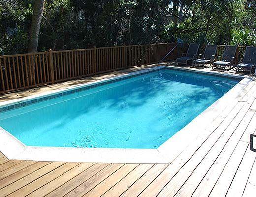6 Cat Boat - 4 Bdrm + Den w/Pool - Hilton Head