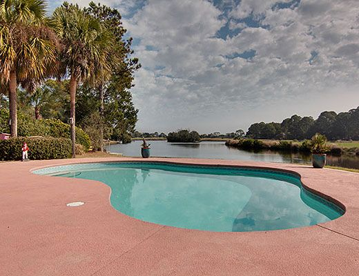 2 Full Sweep - 4 Bdrm w/Pool - Hilton Head