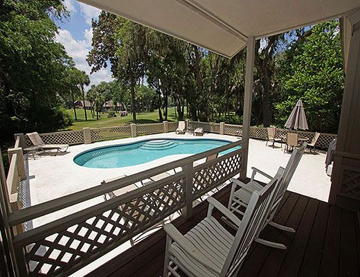 31 Haul Away - 4 Bdrm w/Pool - Hilton Head