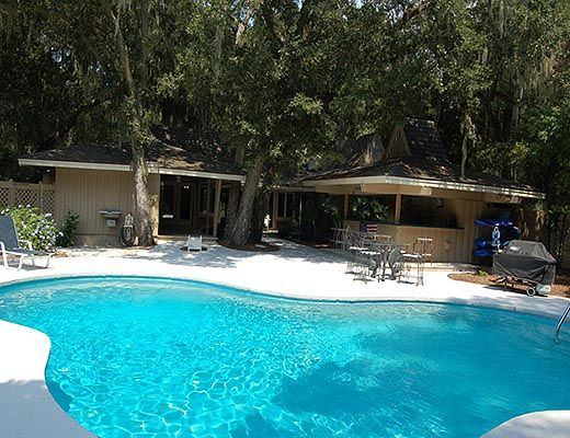 91 Baynard Cove - 4 Bdrm w/Pool HT - Hilton Head