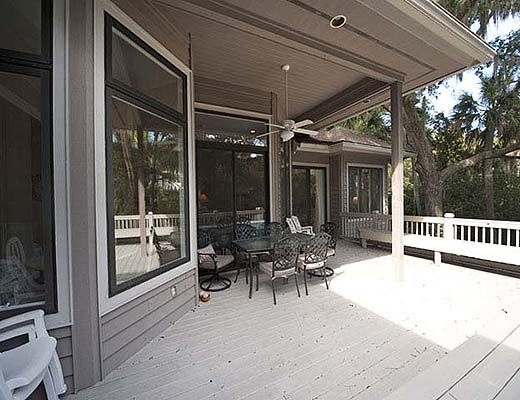 1 Lee Shore - 4 Bdrm w/Pool - Hilton Head