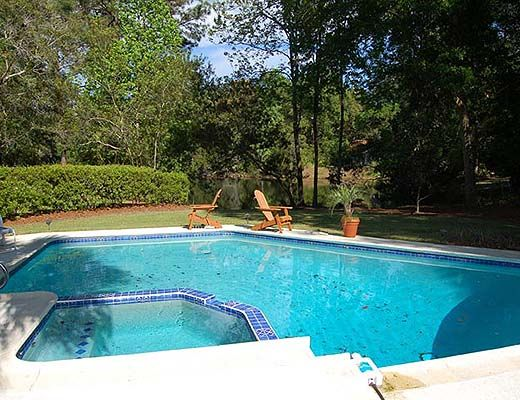 63 Off Shore - 4 Bdrm w/Pool - Hilton Head