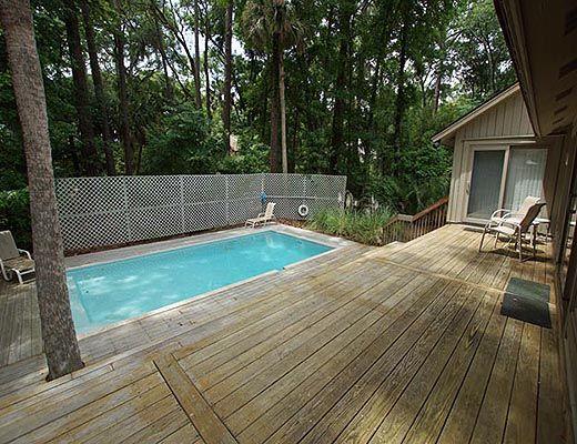 91 Mooring Buoy - 4 Bdrm w/Pool - Hilton Head