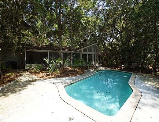 63 Mooring Buoy - 4 Bdrm w/Pool - Hilton Head