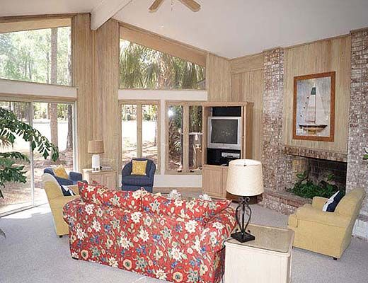 48 Woodbine Road - 3 Bdrm w/Pool - Hilton Head