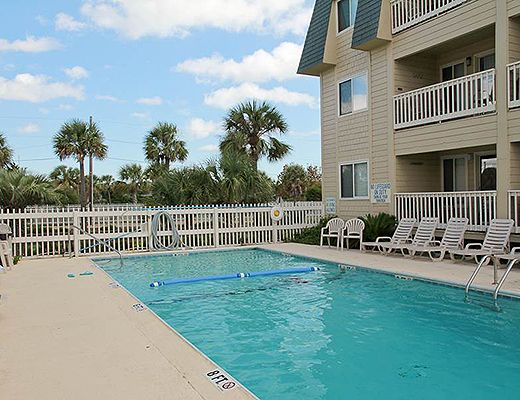 Oceanside 301-A - 2 Bdrm - Isle of Palms