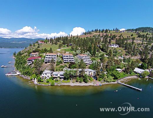 Adventure Bay Oasis #8 - 2 Bdrm - Vernon