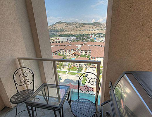 Sunset Waterfront Resort - #1304 - 2 Bdrm - Kelowna (KRA)