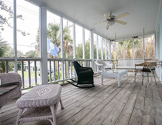 30th Avenue 12 - 6 Bdrm - Isle Of Palms
