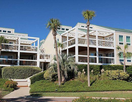 Atrium Villa 2914 - 2 Bdrm - Seabrook Island