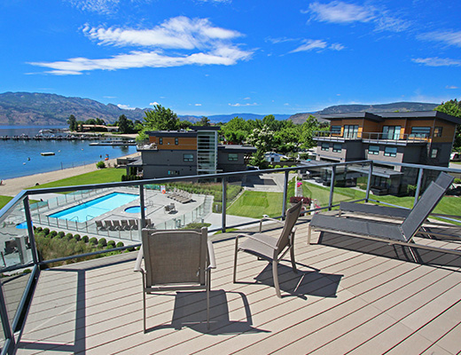 The Waterfront #18 - 4 Bdrm w/ Boat Lift - West Kelowna