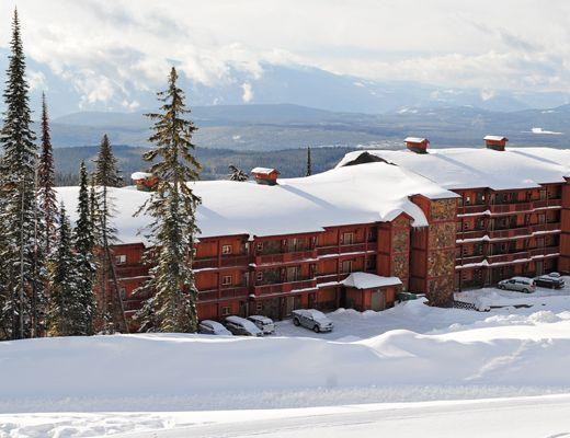 Copper Kettle Lodge - 4 Bdrm HT (P) - Big White