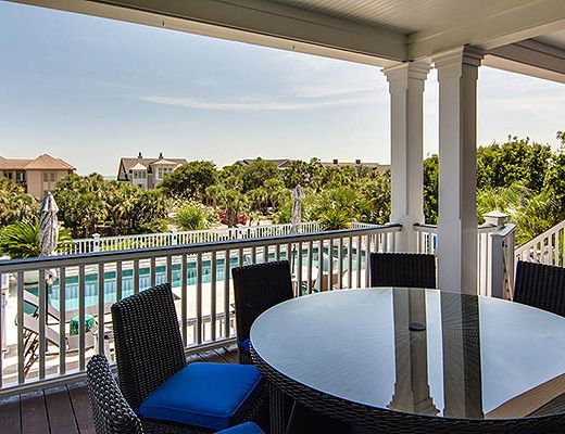 Charleston Blvd 118 - 7 Bdrm w/Pool - Isle Of Palms