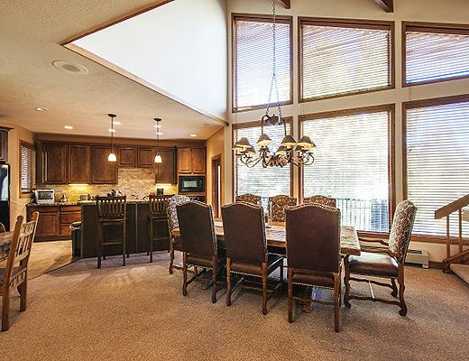 Pinnacle #1520 - 4 Bdrm HT - Deer Valley (CL)