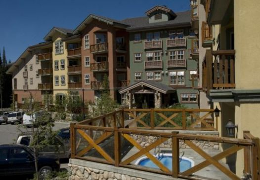 Fireside Lodge #102 - 2 Bdrm - Sun Peaks (TM)