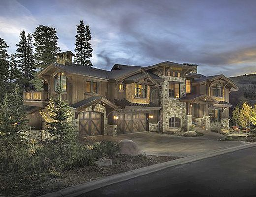 2378 Red Pine Chalet - 7 Bdrm HT - The Canyons (CL 10)