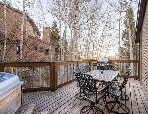 Crescent Ridge #119 - 3 Bdrm HT - Park City (PL)