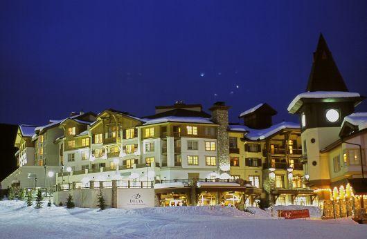 Sun Peaks Grand Hotel - Summit Club w/ Mtn View - Sun Peaks