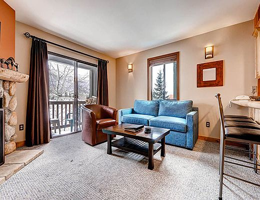 Powder Pointe #201B - 1 Bdrm - Park City (PL)