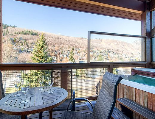 Town Pointe - 4 Bdrm HT - Park City (PL)