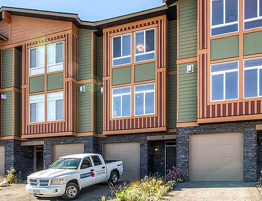 Grizzly Ridge Trail #5 - 3 Bdrm HT - Big White