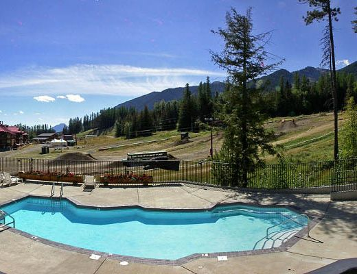 Snow Creek Cabins #505 - 2 Bedroom + Loft HT - Fernie