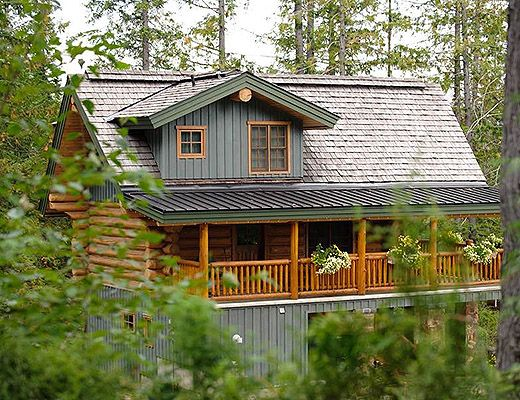 Snow Creek Cabins #506 - 2 Bedroom + Loft HT - Fernie