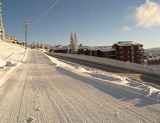 Snowbird Lodge 306 - 2 Bdrm HT - Big White