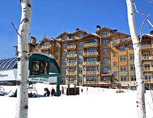 Silver Strike - 3 Bdrm + Den - Deer Valley