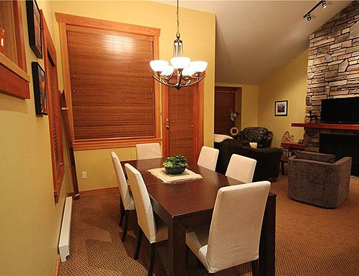 Pinnacle Ridge Chalet #53 - 3 Bdrm HT - Fernie