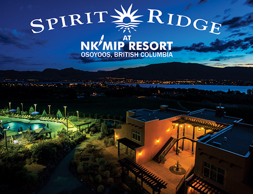 Spirit Ridge Vineyard Resort & Spa - Osoyoos