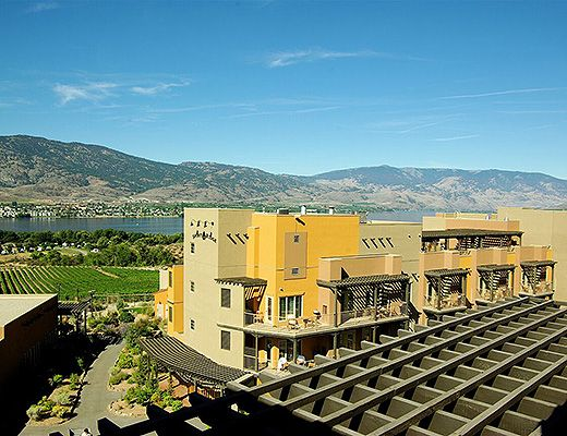 Spirit Ridge Vineyard Resort & Spa - 1 Bdrm (LL) - Osoyoos