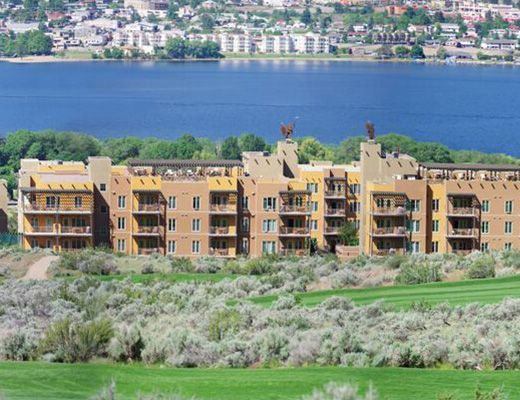 Spirit Ridge Vineyard Resort & Spa - 1 Bdrm (QQ) - Osoyoos