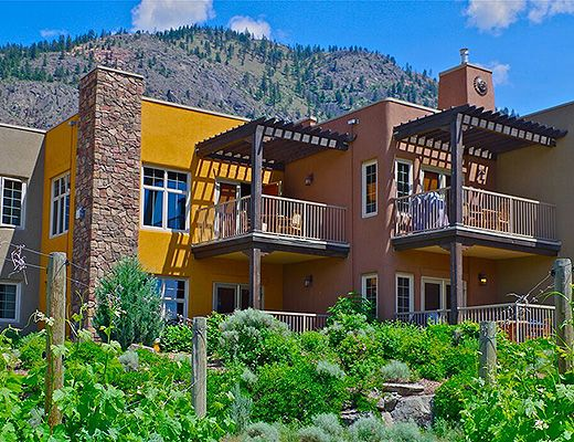 Spirit Ridge Vineyard Resort & Spa - 2 Bdrm (LL) - Osoyoos