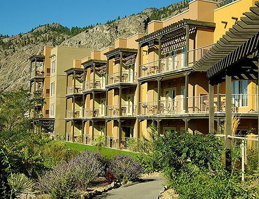 Spirit Ridge Vineyard Resort & Spa - 2 Bdrm (KQ) - Osoyoos