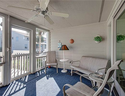 Beach Club 25 - 3 Bdrm - Isle of Palms