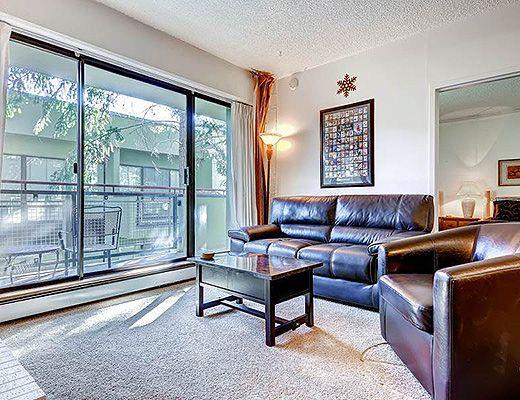 Edelweiss Haus #203 - 2 Bdrm - Park City