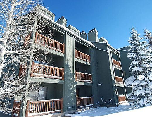 Powder Pointe #305B - 1 Bdrm + Loft - Park City