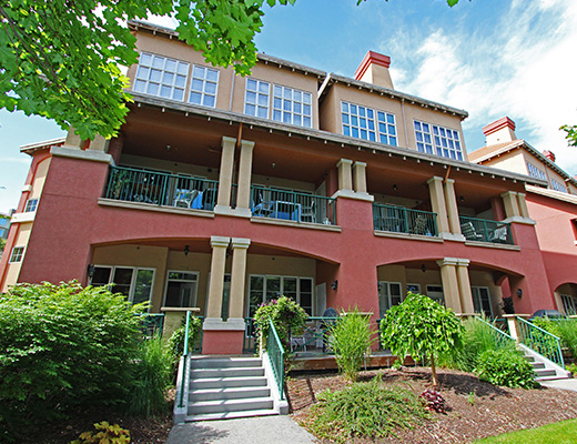 Fairway Heaven - 1 Bdrm - Kelowna