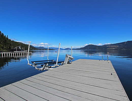 Westside Cottage - 3 Bdrm - West Kelowna