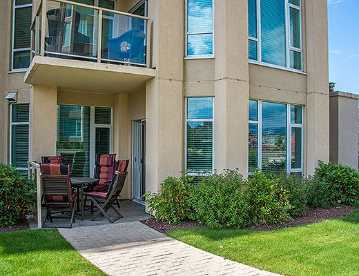 Sunset Waterfront Resort - #303 - 2 Bdrm - Kelowna (KG)