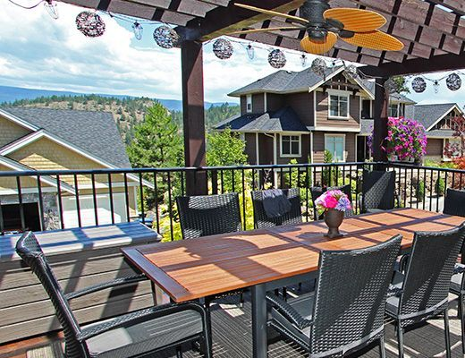 Elevation Estate - 4 Bdrm w/ Pool HT - Kelowna (CVH)