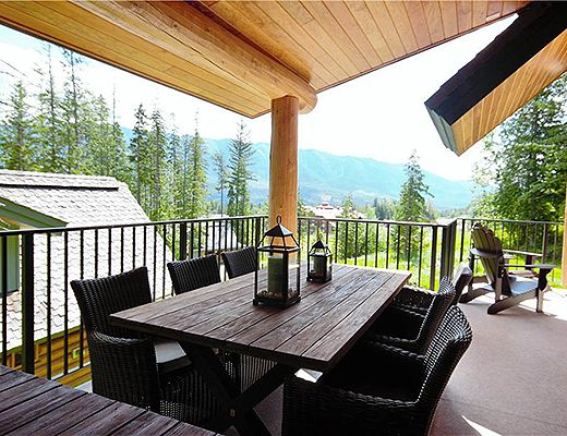 Snow Creek Cabins #504 - 4 Bedroom HT - Fernie (10)