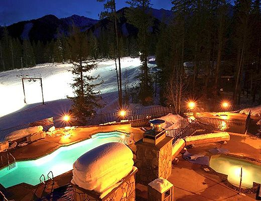 Snow Creek Lodge #208 - Studio (Standard) - Fernie