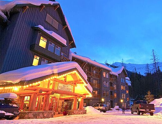 Snow Creek Lodge #308 - Studio (Standard) - Fernie