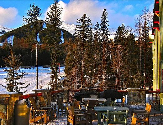 Snow Creek Lodge #409 - Studio (Premium) - Fernie
